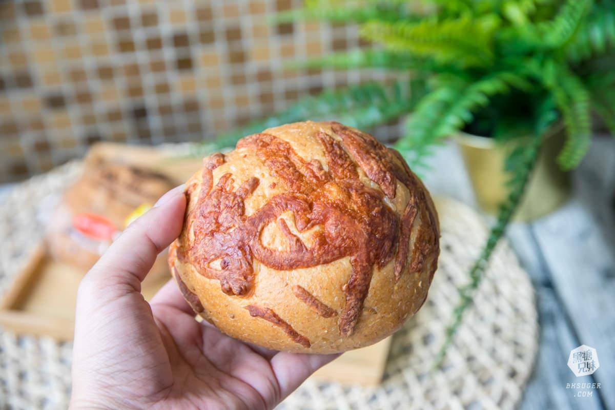 優格起士雜糧麵包$55